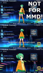 Gumi Extend Hoodie for Project Diva 2+Extend (DL)