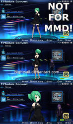 Gumi - Killer Lady for Project Diva 2+Extend (DL)