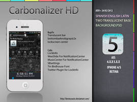 LS Carbonalizer HD