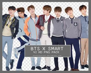 BTS X SMART SCHOOL UNIFORM PNG PACK by adorathusiast