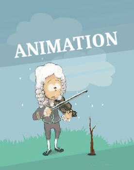 Vivaldi - 4 Seasons animation