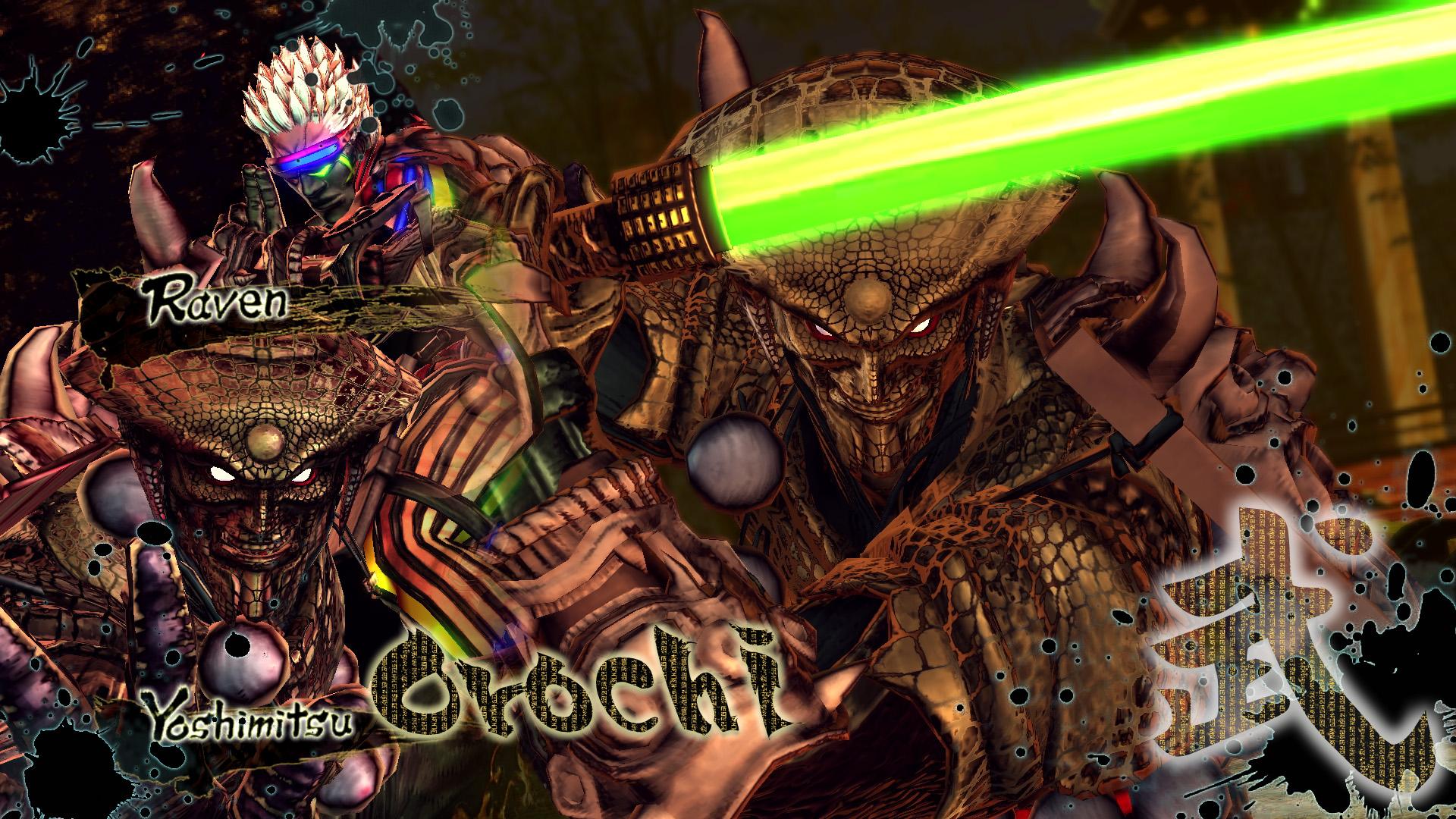 Yoshimitsu Orochi by Berserk-er on DeviantArt
