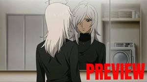 Space Battleship Yamato 2199 anime haircut (GIF)