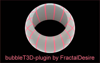 bubbleT3D-plugin by FractalDesire