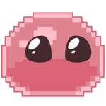 Commission - Pixel Slime / Stream Gif
