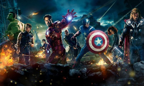 Reader X Avengers: My Fight is Won (Part One) by MaddChaos
