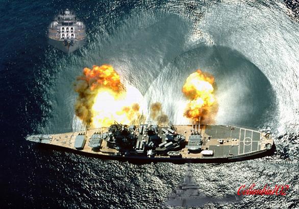 Big Guns, Big Attitude By Columbia102 On DeviantArt