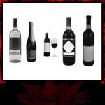 Wine Bottle Brushes