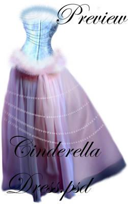 .: Cinderella Dress :.