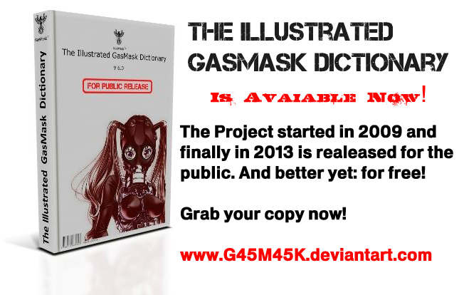 The Illustrated GasMask Dictionary V6 by G45M45K