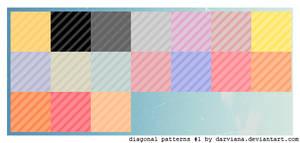 Diagonal Patterns 01