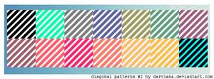 Diagonal Patterns 2