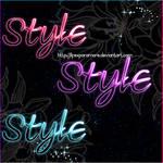 My_three_styles