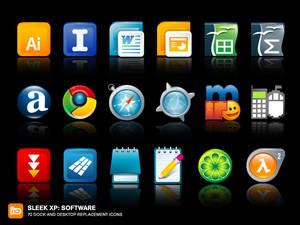 Sleek XP: Software