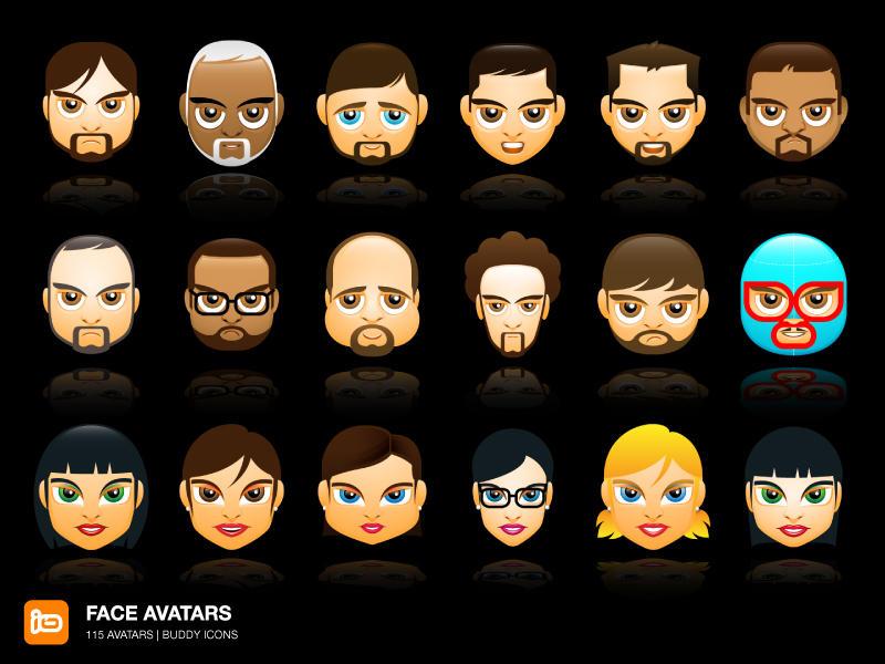 Face Avatars