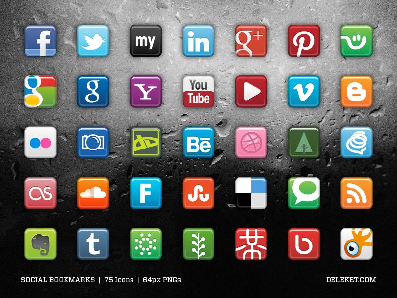 Social Bookmarks by deleket