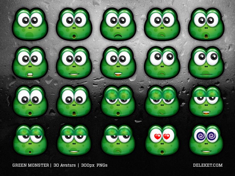 Green Monster by deleket