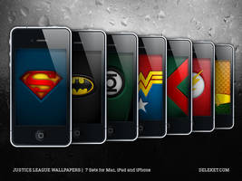 Justice League Wallpapers by deleket