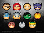 Superhero Avatars