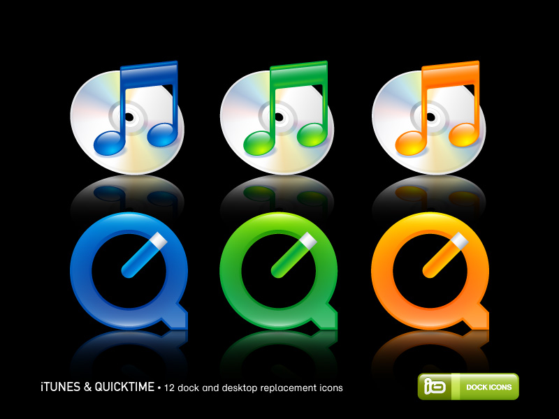 iTunes And Quicktime