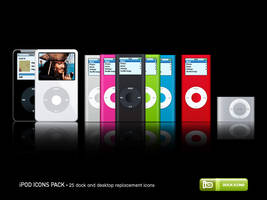 iPod Icons Pack by deleket