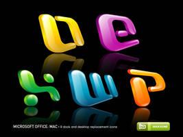 Microsoft Office: Mac by deleket