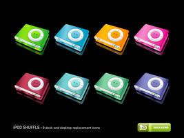 iPod Shuffle by deleket