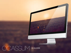 Occasum - HD Wallpaper