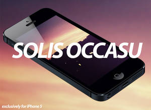 Solis Occasu
