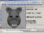 Tutorial Modeling: Anthro Head