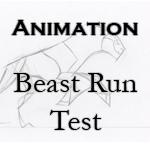 Beast run test by TheTundraGhost
