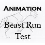 Beast run test