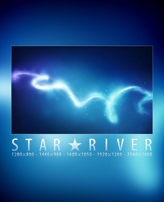 STAR RIVER by Mikkoliini