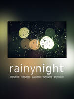 Rainy Night by Mikkoliini