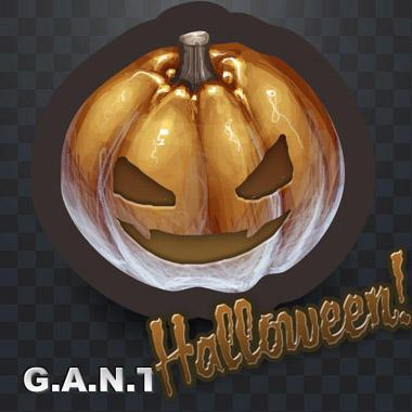 GANT Halloween by mattahan