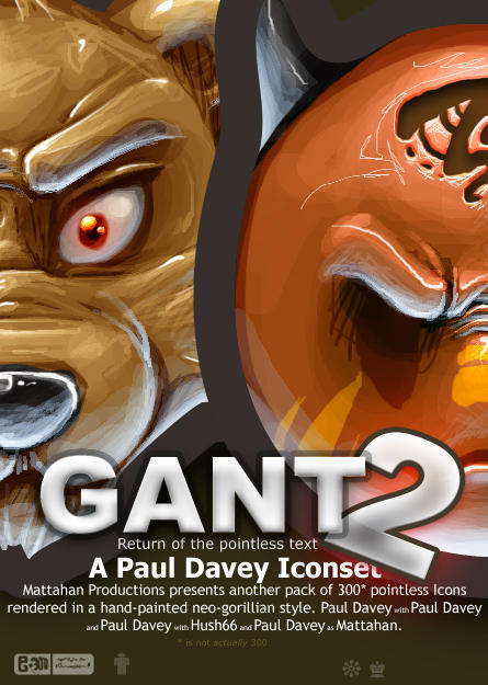 GANT 2 by mattahan