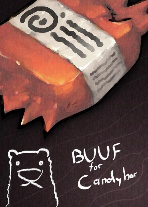Buufybar by mattahan