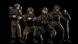 Bundeswehr uniforms