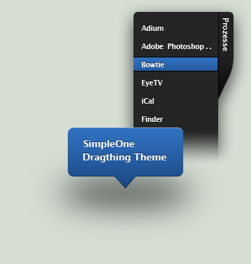 SimpleOne-Dragthing Theme