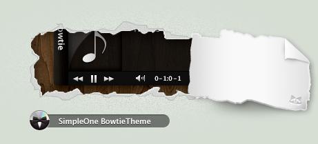 SimpleOne-BowtieTheme by StefanKa