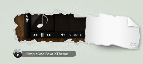SimpleOne-BowtieTheme