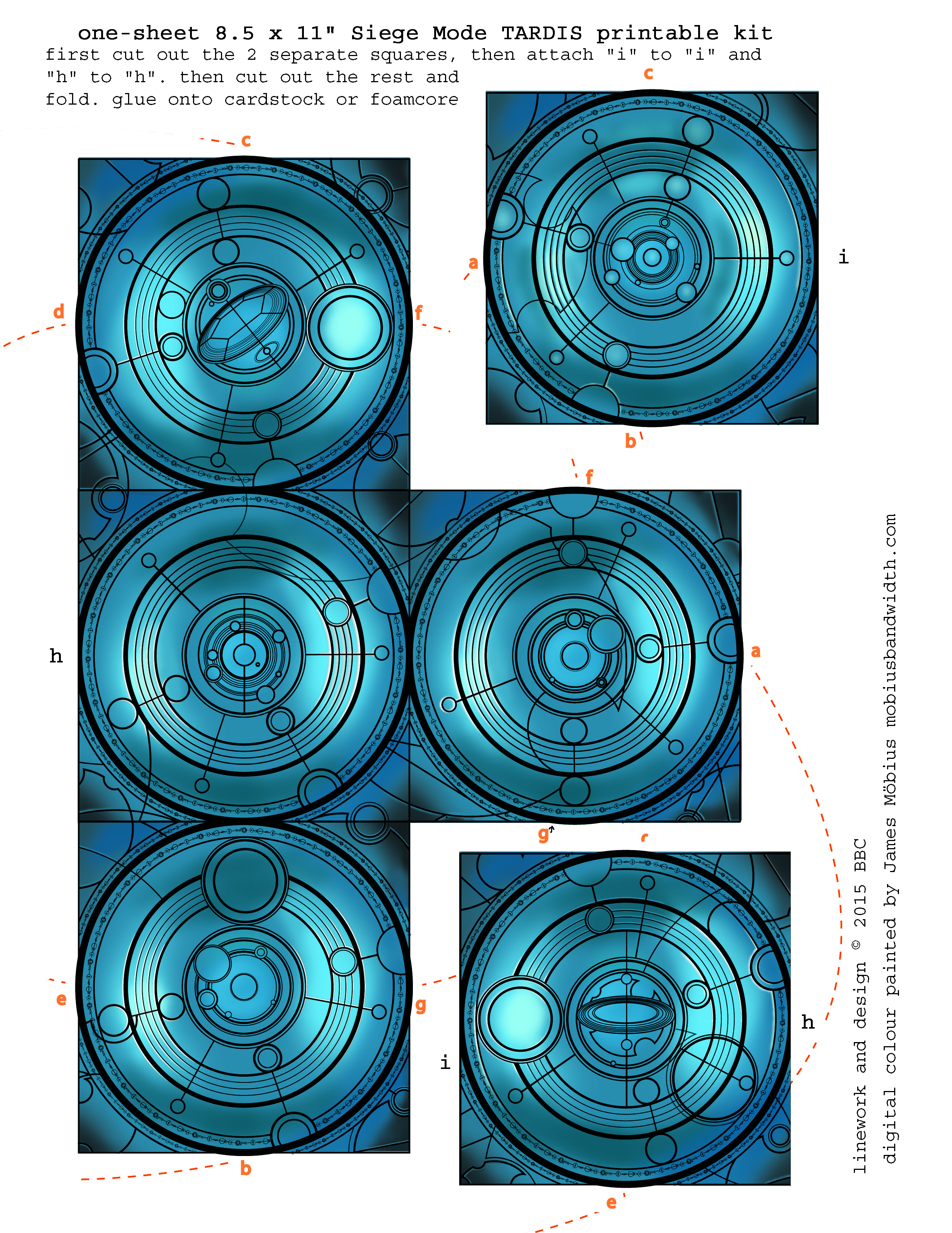 image regarding Tardis Printable referred to as Siege Manner Tardis printable package 8.5 x 11 by way of J-Mobius upon