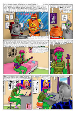Prasga #8  page 1