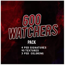 Pack 600 watchers