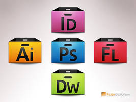 Adobe Box for Windows by kcaudesign