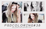 [PSD] COLORING #38