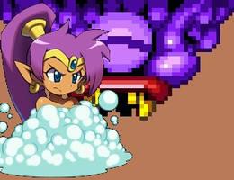 Shantae and the Tongue Creature