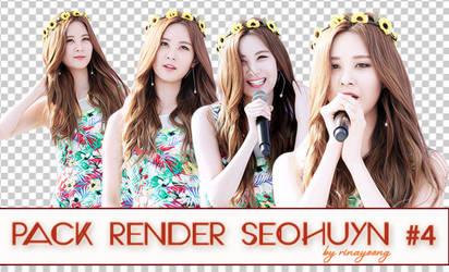 [091114] Pack Seohuyn Render @ Blue Dream