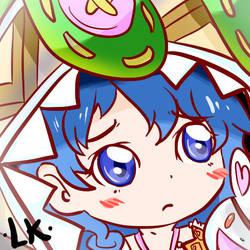 LK zoom Avatar GiF by LittleKumiko