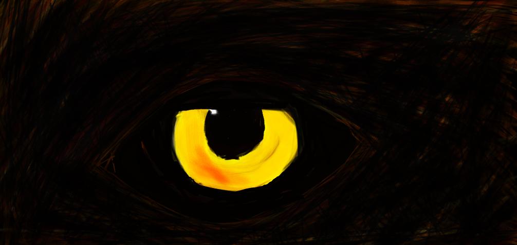 The Eye by PatchKun